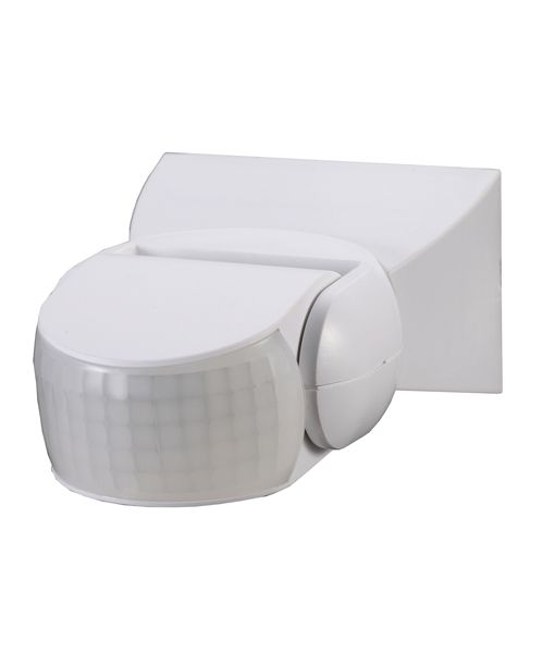 Sens 180 Degree IP65 Infrared Motion Sensor in White