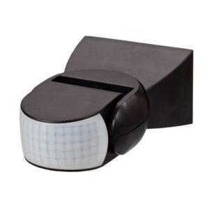 Sens 180 Degree IP65 Infrared Motion Sensor in Black