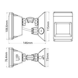SENS007-008 Dimensions