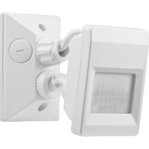 Sens 120 Degree IP66 Adjustable Infrared Motion Sensor in White