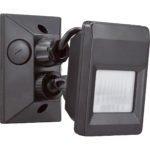 Sens 120 Degree IP66 Adjustable Infrared Motion Sensor in Black