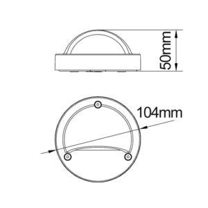 STE1-4 Dimensions