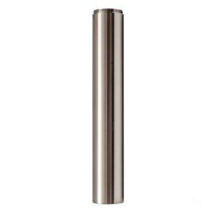 Highlite Titanium Aluminium Bollard Extension - Used for HV1601-TTM or HV1602-TTM