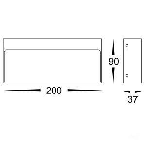 HV3275 Dimensions