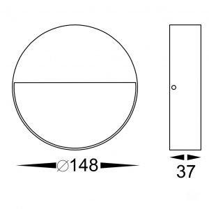 HV3277 Dimensions