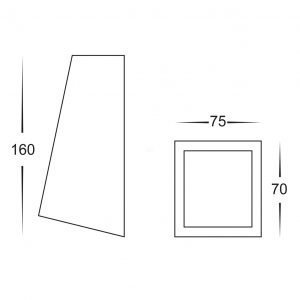 HL3605 Dimensions