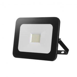 Aray Black 30w LED Flood Light