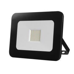 Aray Black 50w LED Flood Light
