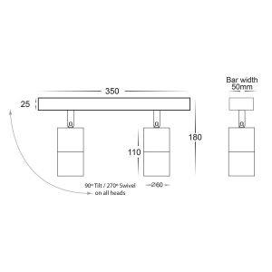 HV4001-2 Dimensions
