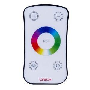 RGB LED Strip Remote Controller - HV9102-M3+M4-5A