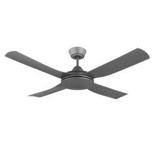 """Titanium Eglo Bondi 48"""" (1220mm) ABS Indoor/Outdoor Ceiling Fan"""